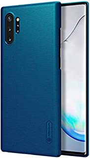 Nillkin Frosted Shield Hard Slim Case back cover for Samsung Galaxy Note 10 Plus,Note 10 Plus 5G (2019) 6.8 Blue