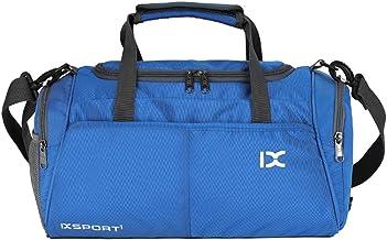 حقيبة تنقل مقاومة للماء 18 لتر من ليكسادا مع مقصورة منفصلة لحذاء للرجال والنساء الرياضة وصالة الألعاب الرياضية