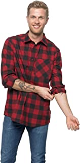 Jack Wolfskin Men's RED River Shirt Mens