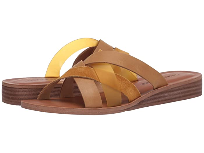 Lucky Brand  Hallisa (Golden/Yellow) Womens Shoes