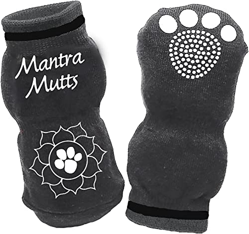 new arrival Muttluks, MuttSoks Cotton Knit Dog Socks with Non-Slip outlet online sale lowest Pads outlet online sale