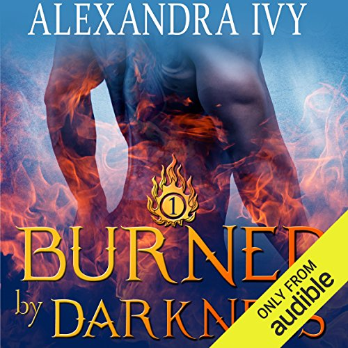 Burned by Darkness audiobook cover art