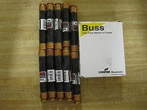 Bussmann FRS-R-20 Fusetron Fuse FRSR20 (Pack of 10)