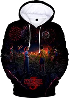 Felpa Stranger Things 3 Hawkins from Pull and Bear on 21 Buttons