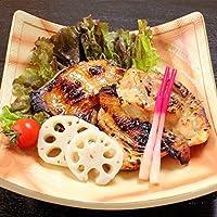 水郷のとりやさん 国産 鶏肉 水郷どりの西京味噌付け モモ肉 肉加工品