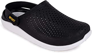 Bawaa Clogs for Mens | Blue | Black | Grey | Clogs Under 300