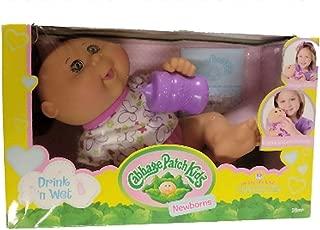 Cabbage Patch Kids Drink 'n Wet Newborn White Butterflies