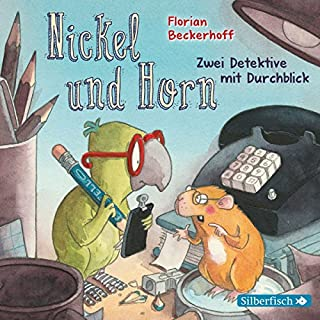 Nickel & Horn: Zwei Detektive mit Durchblick                   By:                                                                                                                                 Florian Beckerhoff                               Narrated by:                                                                                                                                 Andreas Fröhlich                      Length: 2 hrs and 32 mins     Not rated yet     Overall 0.0