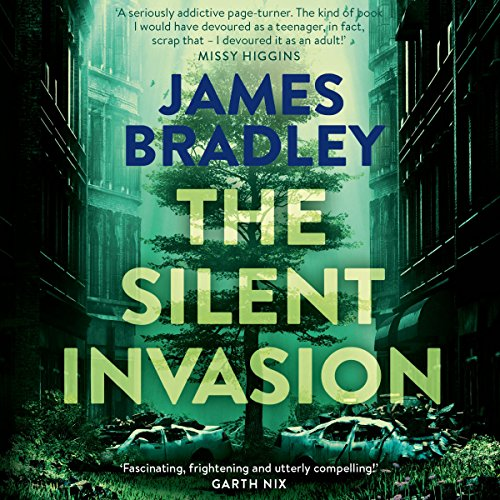 The Silent Invasion: The Change Trilogy 1 audiobook cover art