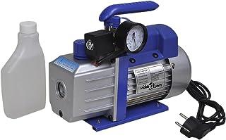 comprar comparacion vidaXL Bomba de vacío de una Etapa con manómetro Aire Acondicionado, 71 litros/min