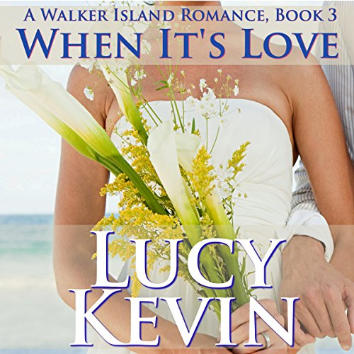 When It's Love audiobook cover art