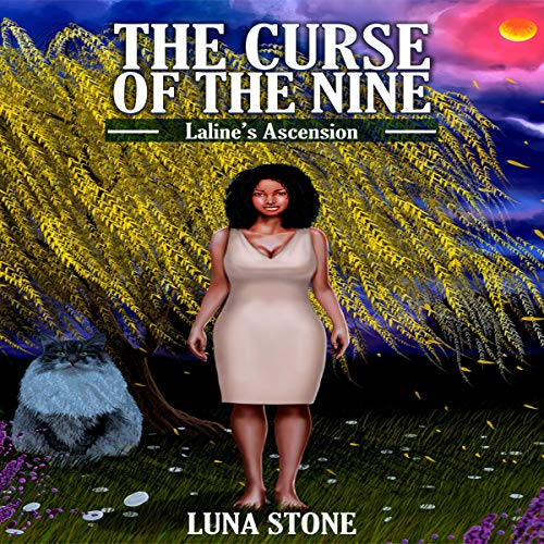 The Curse of the Nine Audiobook By Luna Stone cover art