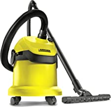 KERCHER WD 2 Water Dust Vacuum - 12 L Polyprene Bowl