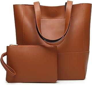 d8322fed97cc Eclimb Women Top Handle Satchel Handbags Tote Purse Crocodile Leather Tote  Bag