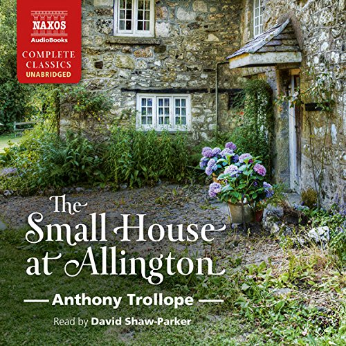 The Small House at Allington audiobook cover art