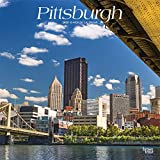 Pittsburgh 2020 12 x 12 Inch Monthly Square Wall Calendar, USA United States of America Pennsylvania Northeast City