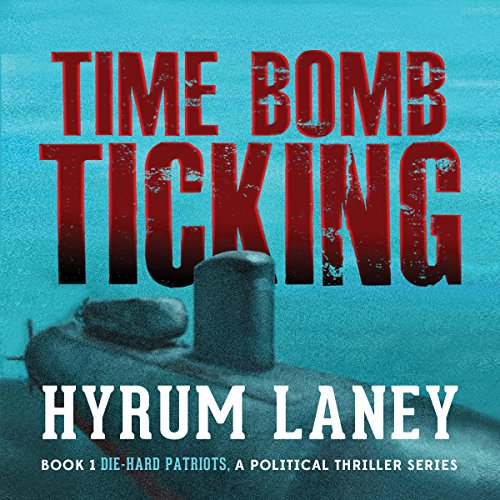 Time Bomb Ticking cover art