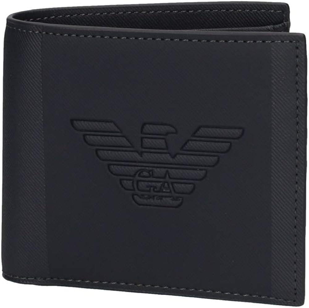 Emporio armani portafogli uomo blu Y4R167-YFE6J-80033