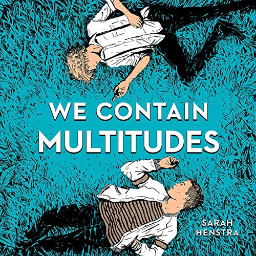 We Contain Multitudes audiobook cover art