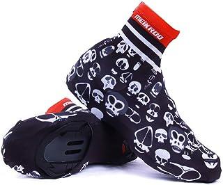 防水靴カバー 自転車の靴カバー、防水レインブーツ靴カバー女性のための男性 - 黒アンチスリップ再利用可能な洗えるレインスノーブーツカバーバイクオートバイのブーツ靴カバーレインスーツ/ギアMTBバイクBi防水オーバーシューズ