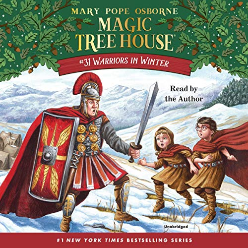 Warriors in Winter     Magic Tree House (R), Book 31              By:                                                                                                                                 Mary Pope Osborne                               Narrated by:                                                                                                                                 Mary Pope Osborne                      Length: 1 hr and 6 mins     6 ratings     Overall 3.7