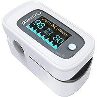 Mommed Digital Fingertip Pulse Oximeter with Alarm