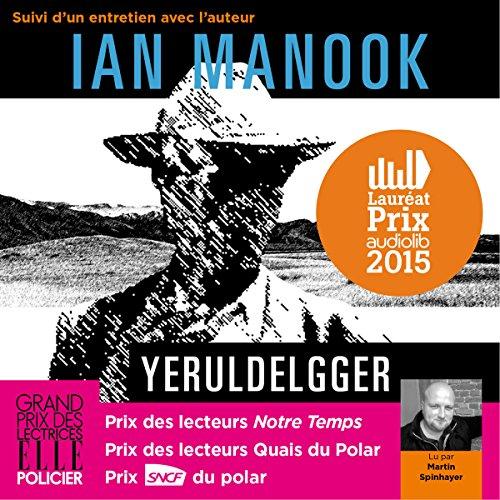 Yeruldelgger, suivi d'un entretien avec l'auteur audiobook cover art
