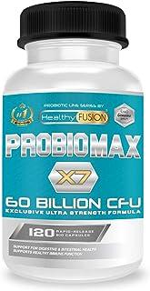Probiótico 60 billones de CFU | Fórmula única de amplio