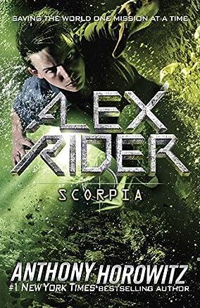 Scorpia (Alex Rider) by Anthony Horowitz(2006-02-16)
