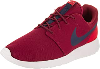 Roshe One Red Crush Midnight Navy Mens Style: 511881-609 Size: 13