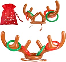 Best reindeer christmas antlers Reviews