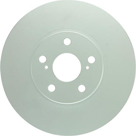 Bosch 50011343 QuietCast Premium Disc Brake Rotor, Front