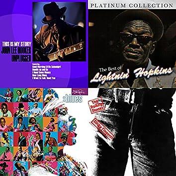 Grandes canciones del Blues acústico