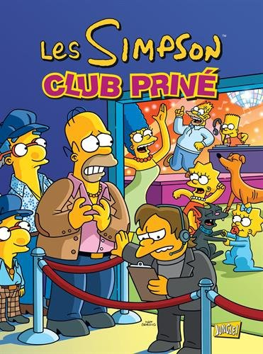 Les Simpson, Tome 29 : club privé