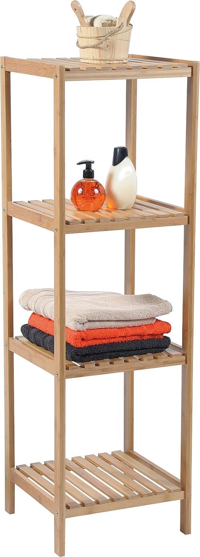 EVIDECO 13.4  x 43.3  Bathroom Shelf