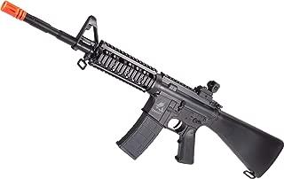 Evike SRC SR-16 RIS Dragon Series Airsoft AEG Rifle - Black