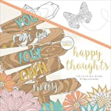 Kaisercraft Happy Thoughts Coloring Book