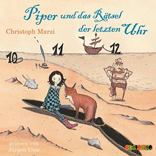 Piper und das Rätsel der letzten Uhr Titelbild
