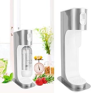 Uxsiya Machine à bulles d'eau et de soda portable Machine à eau pétillante