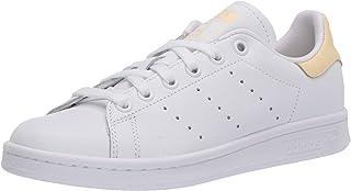 adidas Originals Stan Smith, Scarpe da Ginnastica Uomo, Bianco Bianco Easy Yellow, 47.5 EU