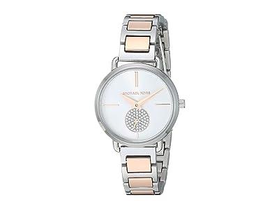 Michael Kors MK4453 Portia (Silver) Watches