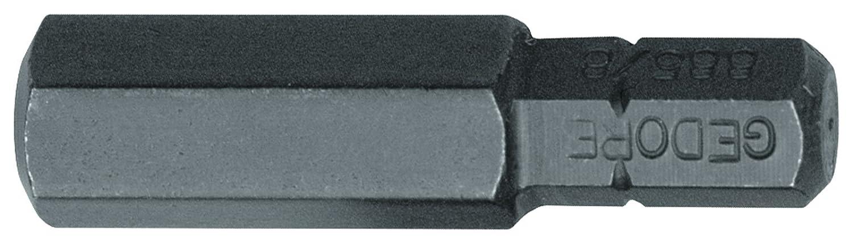 6568440 885 6 Screwdriver bit 5//16 6 mm GEDORE
