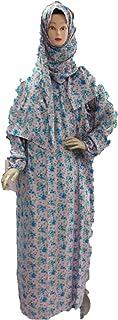 One Piece Islamic Moroccan Prayer Dress Mishmar for women