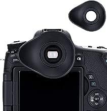 JJC Eyecup Eyepiece Viewfinder for Canon EOS 6DM2 6D 5DM2 5D 80D 77D 70D 60Da 800D 760D 750D 700D 1500D 1300D 1200D 1100D Rebel T7i T6s T6i T5i T7 T6 T5 T4i T3i T2i T1i SL2 replace Canon Eye Cup Eb Ef