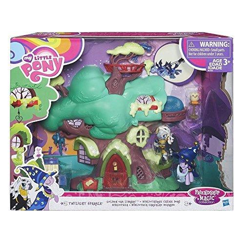 My Little Pony B5366, La Libreria di Twilight Sparkle