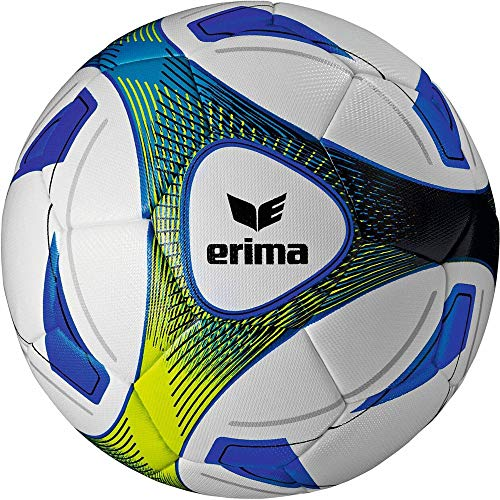 Erima Fußball Hybrid Training, royal/lime, 5
