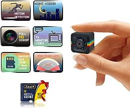 Spy Camera Wireless Hidden Camera with Audio and Video Recording HD 1080P Mini Spy Cam..