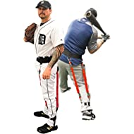 Velopro Baseball Training Harness   Resistance Hitting & Pitching Trainer Adds 4-7MPH of Batting...
