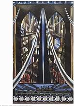 Brooklyn Bridge by Joseph Stella Art Print, 22 x 27 inches