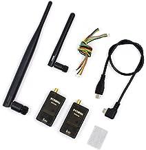 QWinOut New 3DR Wireless Data Transmission Radio 915Mhz 500mW RX+TX Telemetry w/OTG for APM2.6 2.8 Pixhawk FPV System Antenna